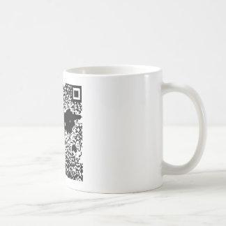 QR Code - The World Mug