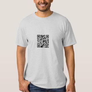 QR code www.nicolasfillon.com T-shirts