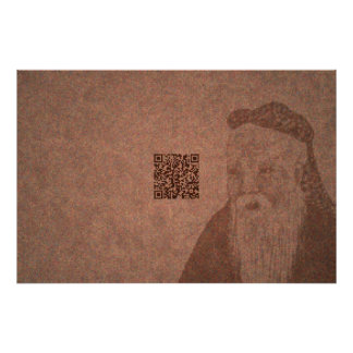QR Wise Quote #3 Poster