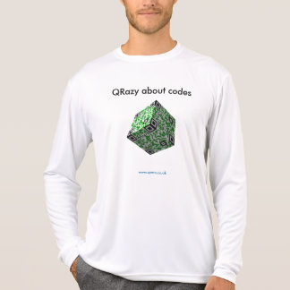 QRazy about codes - Box 2 T Shirt