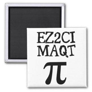 QT Pi  Cutie Pie Magnet