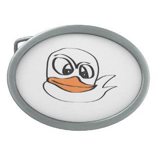 quack belt buckles