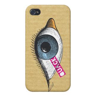 Quack iPhone 4 case