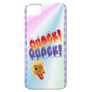 QUACK! iPhone 5 COVERS