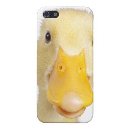 Quack! iPhone 5 Cover