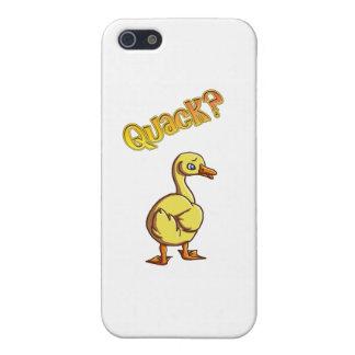 Quack? iPhone 5 Cover