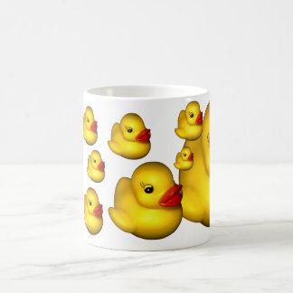 Quack!!! Basic White Mug