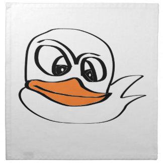 quack napkin