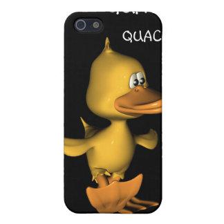 QUACK QUACK BABY IPHONE CASE iPhone 5 COVERS