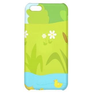 Quacking ducks iPhone 5C cover