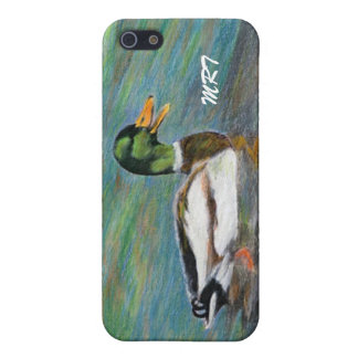 Quacking Mallard Duck Phone Case iPhone 5/5S Case