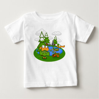 Quacking Time Baby T-Shirt