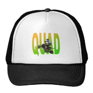 quad bike cap