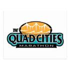 Quad Cities Marathon Postcard