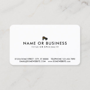 Roller skating business cards business card printing zazzle uk quad roller skate rainbow business card reheart Choice Image
