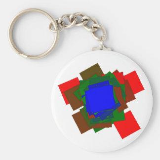 Quadrate squares schlüsselband