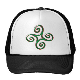 quadrele Celtic knot celtic knot Mesh Hats
