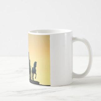 Quadriga Brandenburg Gate 001.3, Berlin Coffee Mug