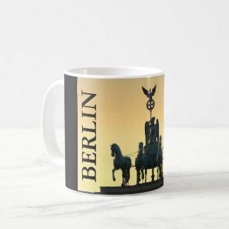 Quadriga Brandenburg Gate 001.3.T.s, Berlin Coffee Mug