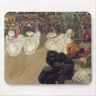 Quadrille at the Bal Tabarin Mouse Pad