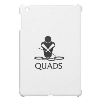 QUADS - Tenor Drums Case For The iPad Mini