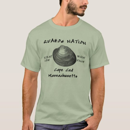 Quahog Nation T-Shirt