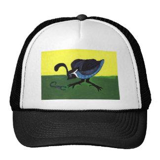 Quail Art Print Trucker Hat