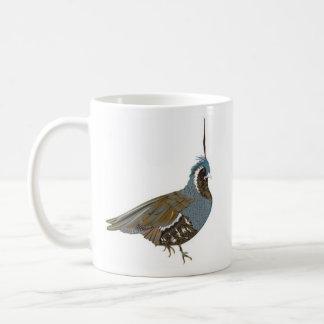 Quail Coffee Mug