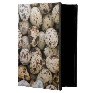 Quail Eggs, Huaraz, Cordillera Blanca, Ancash Case For iPad Air