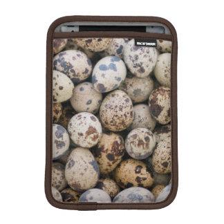 Quail Eggs, Huaraz, Cordillera Blanca, Ancash iPad Mini Sleeve