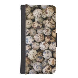 Quail Eggs, Huaraz, Cordillera Blanca, Ancash iPhone SE/5/5s Wallet Case