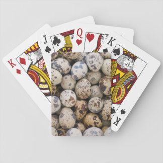 Quail Eggs, Huaraz, Cordillera Blanca, Ancash Playing Cards