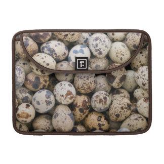 Quail Eggs, Huaraz, Cordillera Blanca, Ancash Sleeve For MacBooks