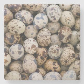 Quail Eggs, Huaraz, Cordillera Blanca, Ancash Stone Coaster