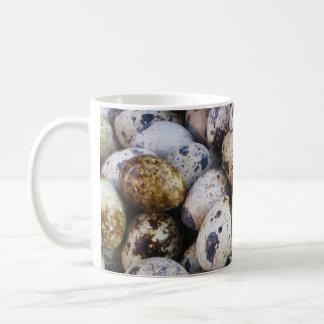 Quail Eggs Coffee Mug