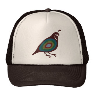 Quail Trucker Hat