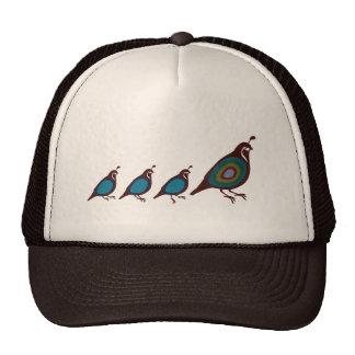 Quail Hats