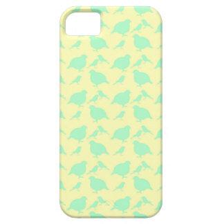 quail iPhone 5 cases
