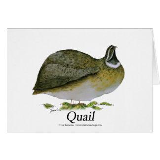 quail, tony fernandes card
