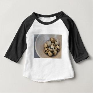 Quails eggs baby T-Shirt