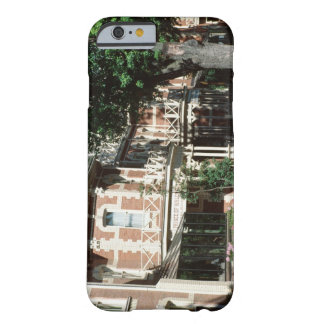 Quaint architecture exterior, Canada Barely There iPhone 6 Case