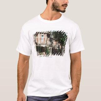 Quaint architecture exterior, Canada T-Shirt