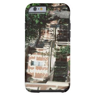 Quaint architecture exterior, Canada Tough iPhone 6 Case
