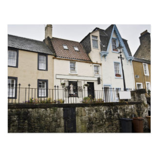 Quaint architecture of South Queensferry Post Cards
