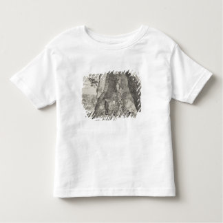 Quaint Picture of the Toilers in Mines of Toddler T-Shirt