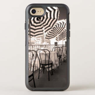 Quaint restaurant balcony, Italy OtterBox Symmetry iPhone 8/7 Case