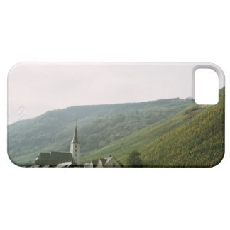 Quaint town of Moselles in Italy iPhone 5 Cases