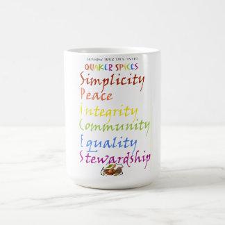Quaker Spices Mug