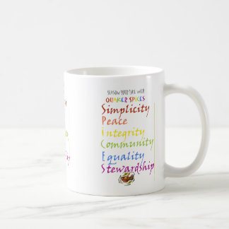 Quaker Spices Mugs