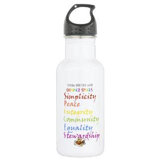 Quaker Spices 532 Ml Water Bottle